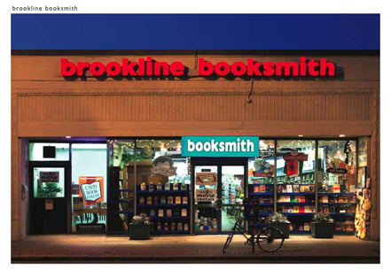 Brookline Booksmith Custom Postcard
